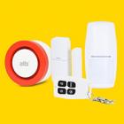 Комплект Wi-Fi системы охранной сигнализации ATIS Kit 200T статьи на nadzor.ua, фото