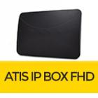 Адаптер для подключения панели вызова домофона к сети Интернет ATIS IP box FHD статьи на nadzor.ua, фото