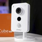 Кубическая Wi-Fi IP Камера IMOU Cube 4MP | Вай Фай камера видеонаблюдения статьи на nadzor.ua, фото