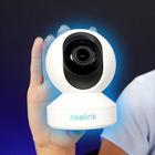 Поворотная беспроводная Wi-Fi Камера Reolink E1 Zoom | Обзор камеры Reolink E1 Zoom статьи на nadzor.ua, фото