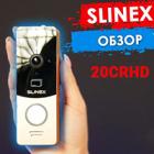 Видеопанель домофона Slinex ML-20CRHD   Вызывная панель со считывателем статьи на nadzor.ua, фото