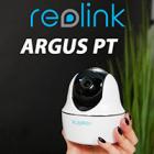Аккумуляторная уличная Wi-Fi Камера Reolink Argus PT статьи на nadzor.ua, фото