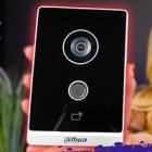 IP видеопанель Dahua DHI-VTO2211G-WP | Вызывная панель с Wi-Fi и считывателем карт статьи на nadzor.ua, фото