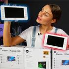Обзор линейки видеодомофонов NeoLight - Kappa HD, Kappa +, Kappa + HD   Домофоны Неолайт статьи на nadzor.ua, фото