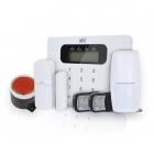 Обзор беспроводной сигнализации Kit-GSM100 от бренда ATIS статьи на nadzor.ua, фото