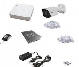 IP комплект видеонаблюдения Uniview 1OUT 4MEGA