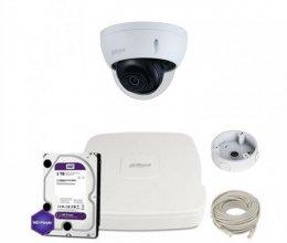 IP комплект видеонаблюдения Dahua с камерой DH-IPC-HDBW2230EP-S-S2