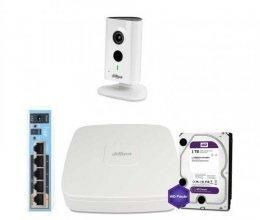 Dahua WiFi-3M-1IN-HOME-C35P-HDD
