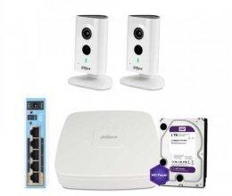 Dahua WiFi-3M-2IN-HOME-C35P-HDD