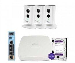 Dahua WiFi-3M-3IN-HOME-C35P-HDD