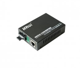 Медиаконвертор HONGRUI HR900W-FE-2