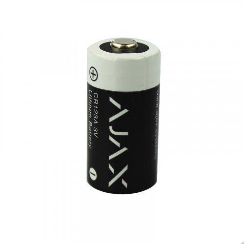Батарейка для датчиков Ajax CR123A 3V