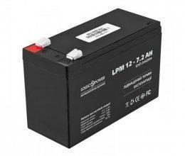 LogicPower AGM LPM 12 - 7,2 AH