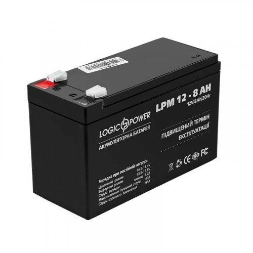 LogicPower AGM LPM 12 - 8,0 AH