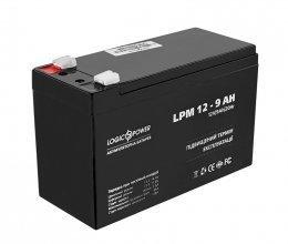 LogicPower AGM LPM 12 - 9,0 AH