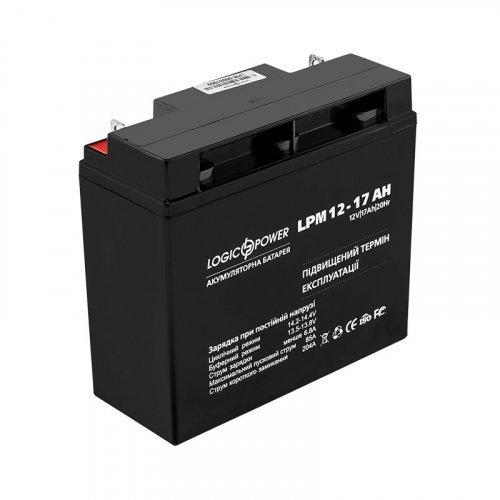 LogicPower AGM LPM 12 - 17 AH