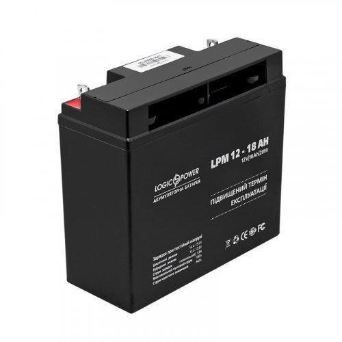 LogicPower AGM LPM 12 - 18 AH