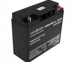 LogicPower AGM LPM 12 - 20 AH