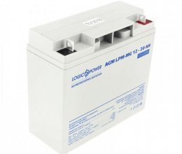 LogicPower AGM LPM-MG 12 - 20 AH