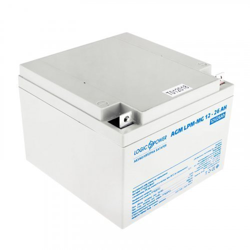 LogicPower AGM LPM-MG 12 - 26 AH