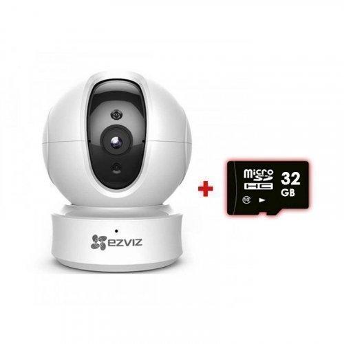 Поворотная Wi-Fi IP Камера Ezviz CS-CV246-A0-1C2WFR
