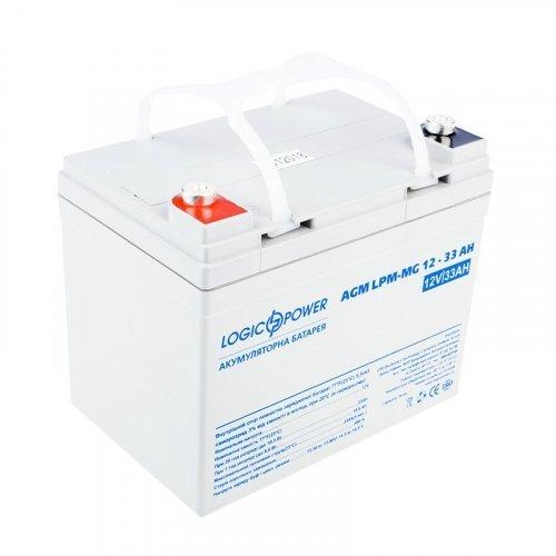 LogicPower AGM LPM-MG 12 - 33 AH