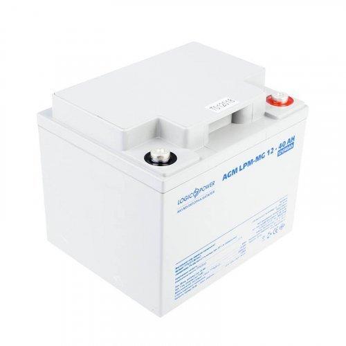LogicPower AGM LPM-MG 12 - 40 AH