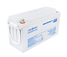 LogicPower AGM LPM-MG 12 - 150 AH