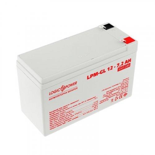 LogicPower LPM-GL 12 - 7,2 AH