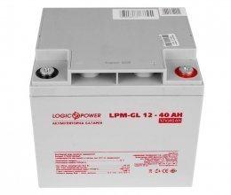 LogicPower LPM-GL 12 - 40 AH