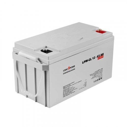 LogicPower LPM-GL 12 - 65 AH