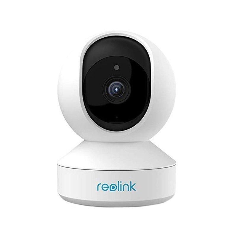 Купить Камеры видеонаблюдения, Поворотная беспроводная wi-fi ip Камера reolink e1 pro