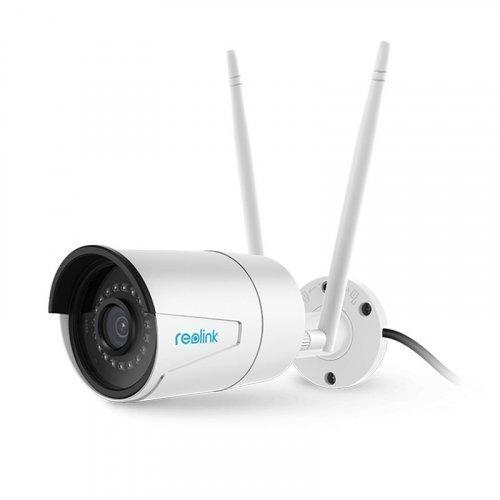 Двухдиапазонная 2.4/5 ГГЦ уличная Wi-Fi IP Камера Reolink RLC-410W