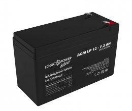 LogicPower AGM LP 12 - 7,2 AH SILVER