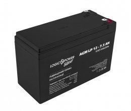 LogicPower AGM LP 12 - 7,5 AH SILVER