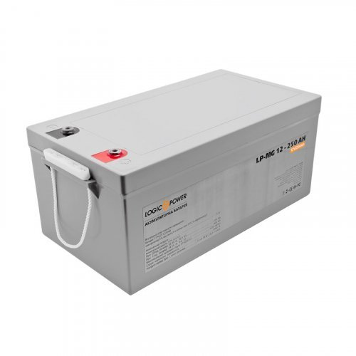 LogicPower AGM LP-MG 12 - 250 AH SILVER