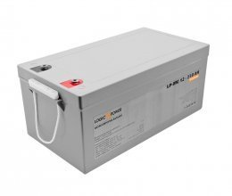 LogicPower AGM LP-MG 12 - 250 AH SILVER