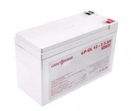 LogicPower LP-GL 12 - 7,5 AH SILVER