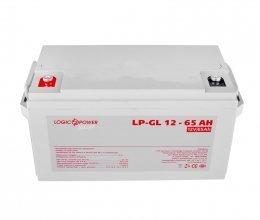 LogicPower LP-GL 12 - 65 AH SILVER