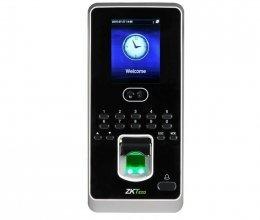 Терминал учёта рабочего времени ZKTeco MultiBio 800-H/ID