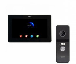 Комплект домофона ATIS AD-770FHD Black и ATIS AT-400FHD Black