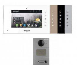 Комплект домофона BAS-IP AQ-07L и BAS-IP AV-01BD