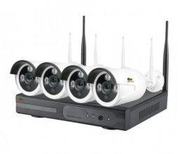 Partizan Outdoor Wi-Fi IP-36 4xCAM + 1xNVR (v1.1)