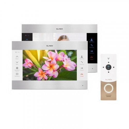 Комплект домофона Slinex SL-10M и Slinex ML-20IP White