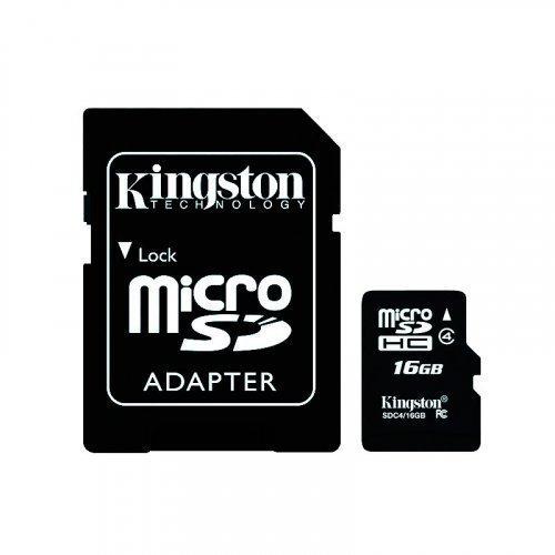Карта памяти Kingston MicroSD 16Gb