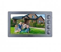 Видеодомофон SEVEN DP–7574 FHD grey