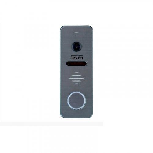 Вызывная панель SEVEN CP-7504 FHD grey