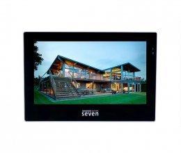 Видеодомофон SEVEN DP-7577 FHDT black