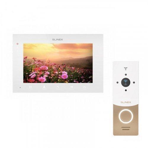 Комплект домофона Slinex SQ-07MTHD White  и Slinex ML-20HD White