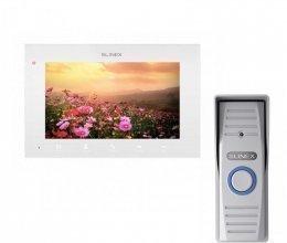 Комплект домофона Slinex SQ-07MTHD White и Slinex ML-15HD Gray